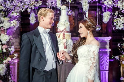 At Queen Charlotte's Ball, Sabrina was escorted by Archduke Alexander of Austria.